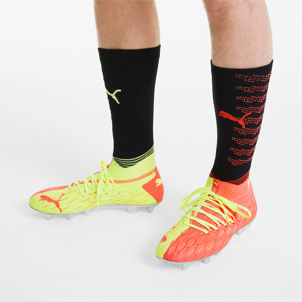 Image Puma FUTURE 5.1 NETFIT FG/AG Men's Football Boots #2