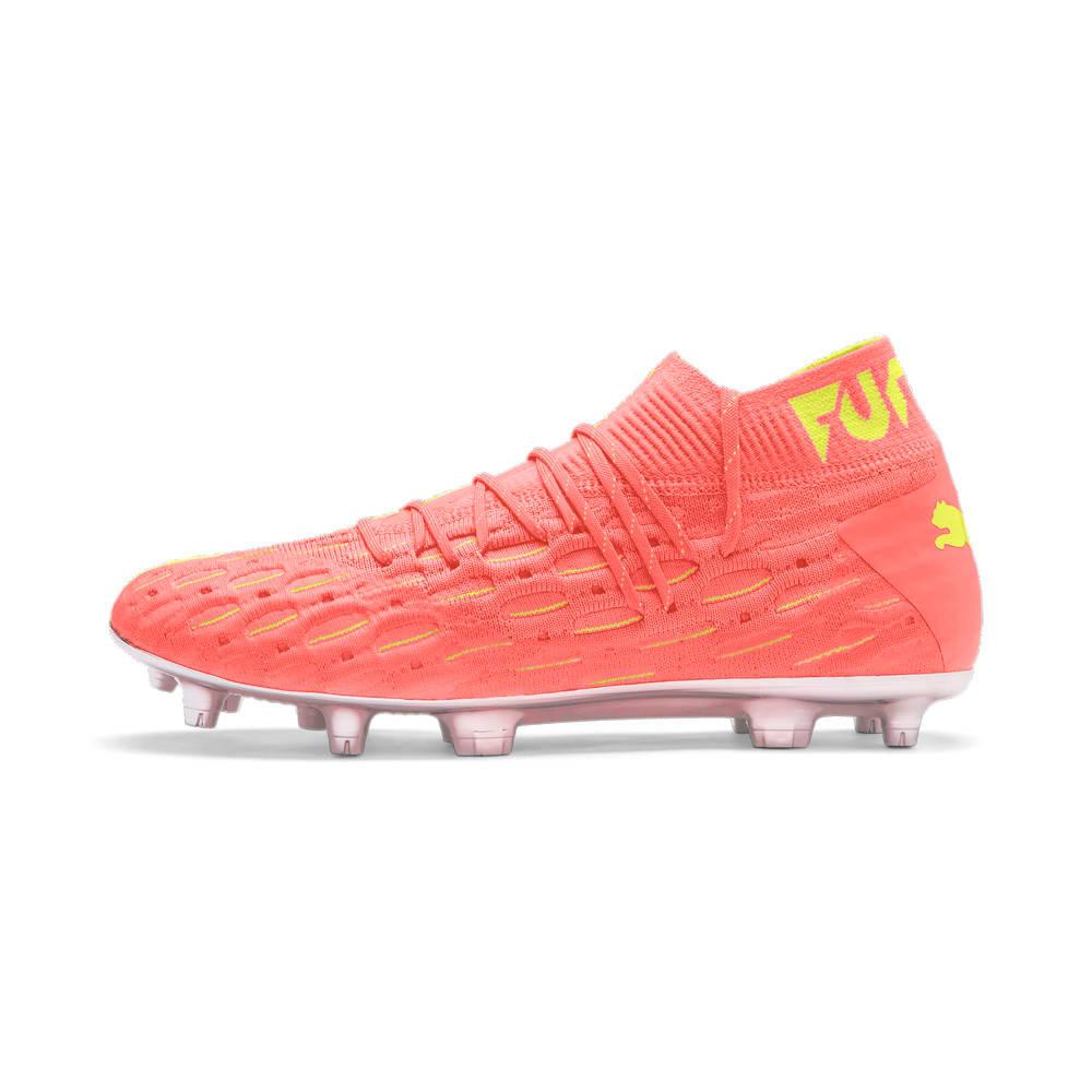 Image Puma FUTURE 5.1 NETFIT FG/AG Men's Football Boots #1