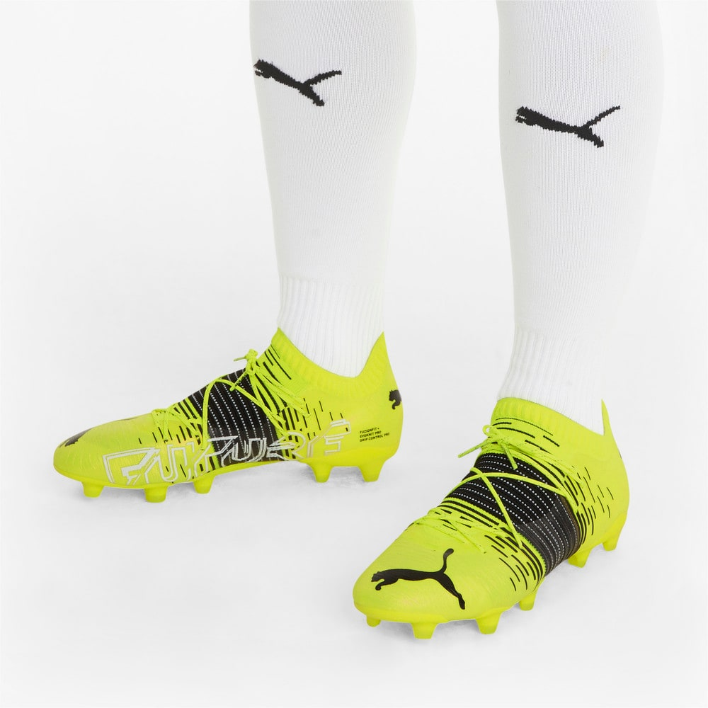Image Puma FUTURE Z 1.1 FG/AG Men's Soccer Cleats #2