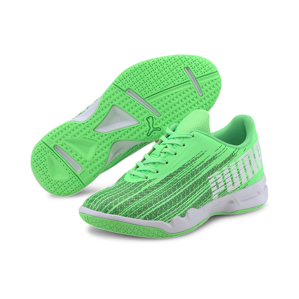 Image Puma Adrenalite 4.1 Youth Indoor Sports Shoes #2