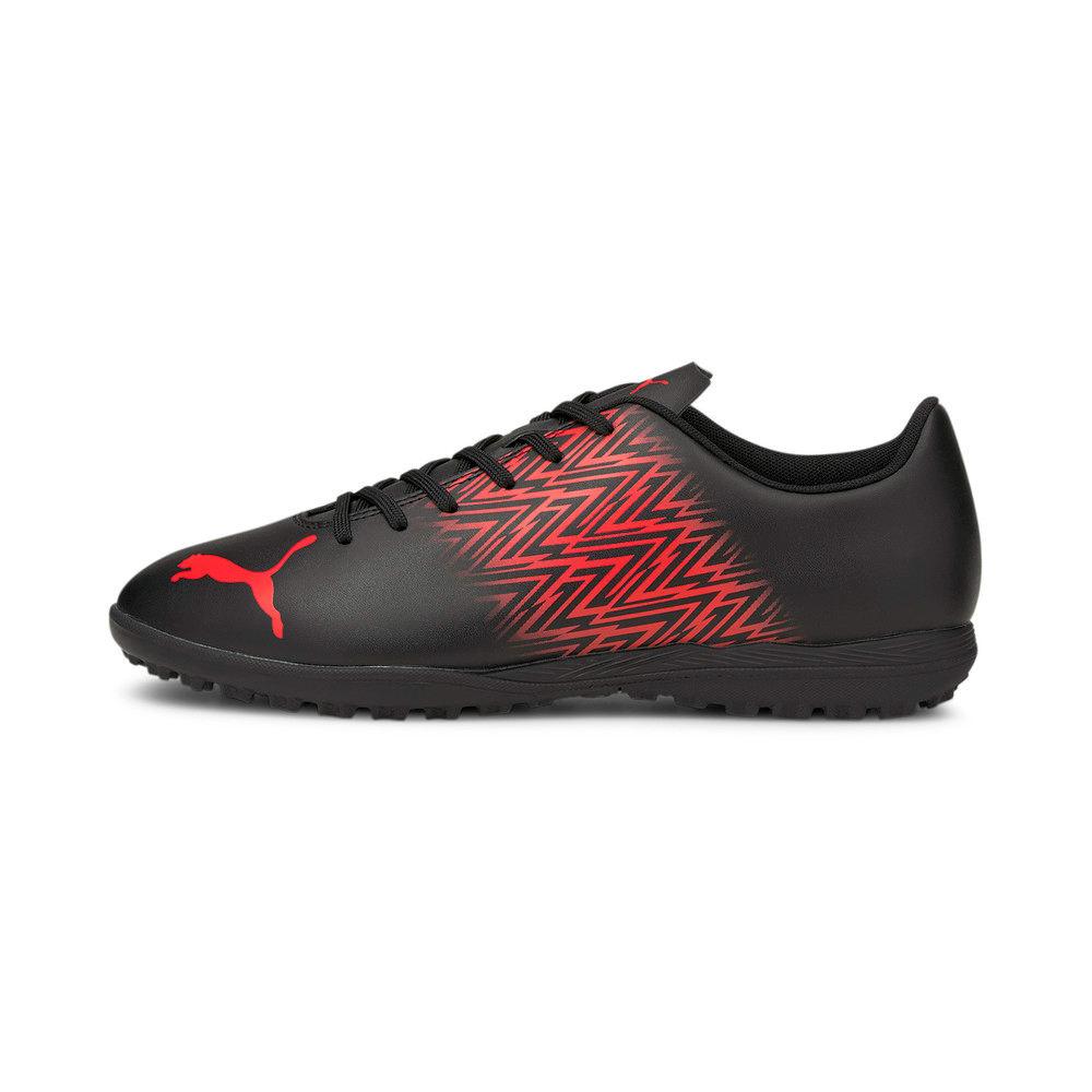Изображение Puma Бутсы TACTO TT Men's Football Boots #1: Puma Black-Sunblaze