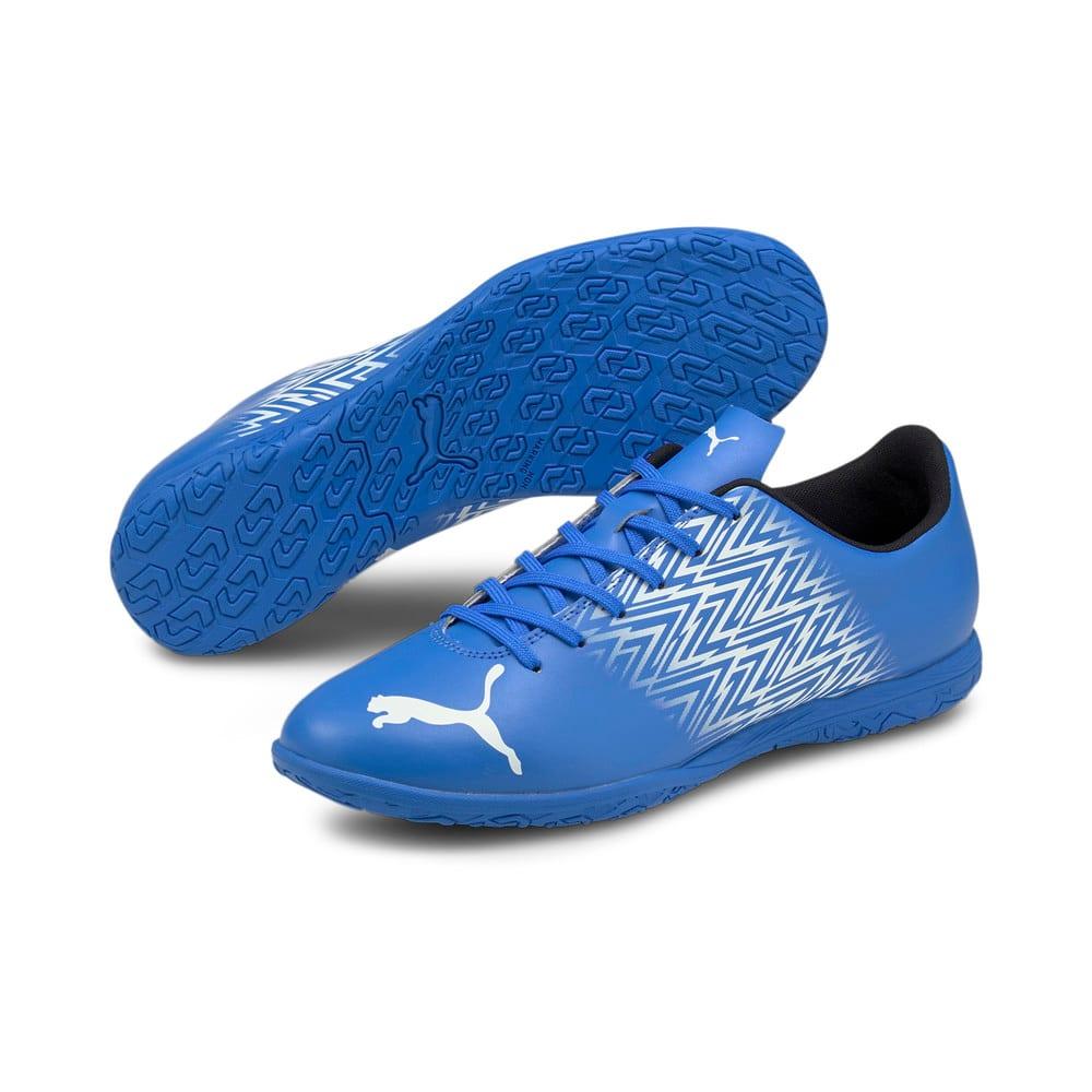 Изображение Puma Бутсы TACTO IT Men's Football Boots #2: Bluemazing-Puma White