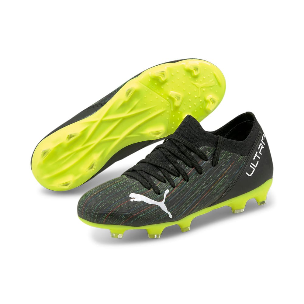 Изображение Puma Детские бутсы ULTRA 3.2 FG/AG Youth Football Boots #2