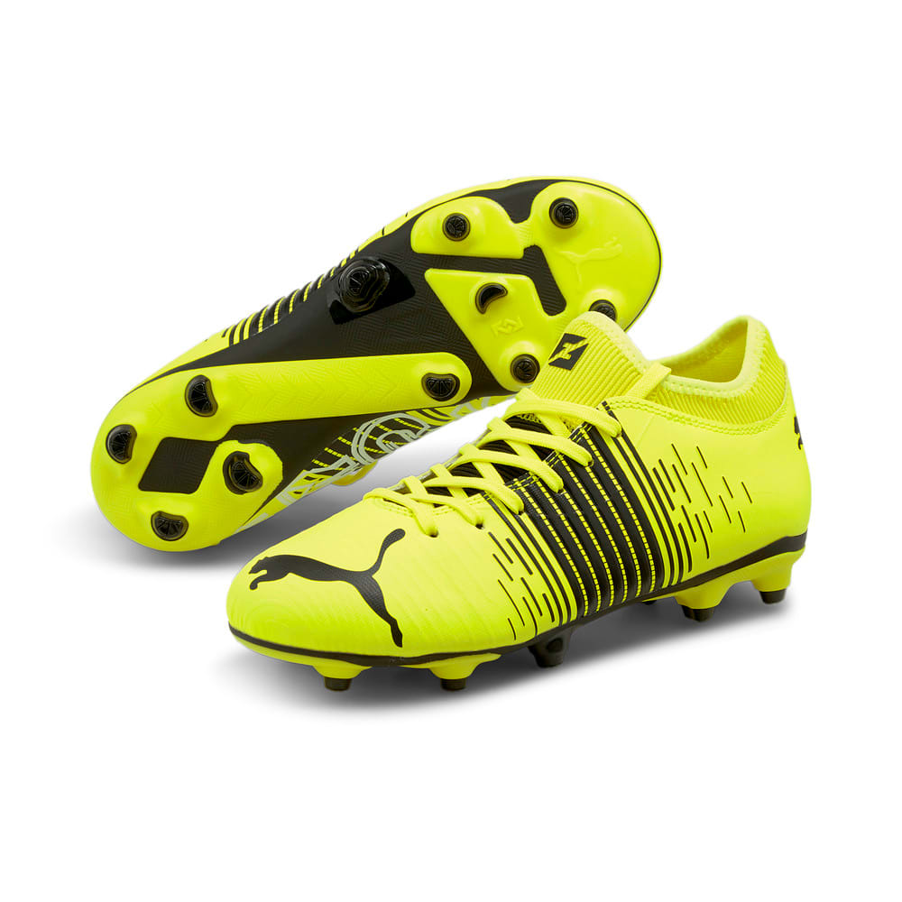 Изображение Puma Детские бутсы FUTURE Z 4.1 FG/AG Youth Football Boots #2