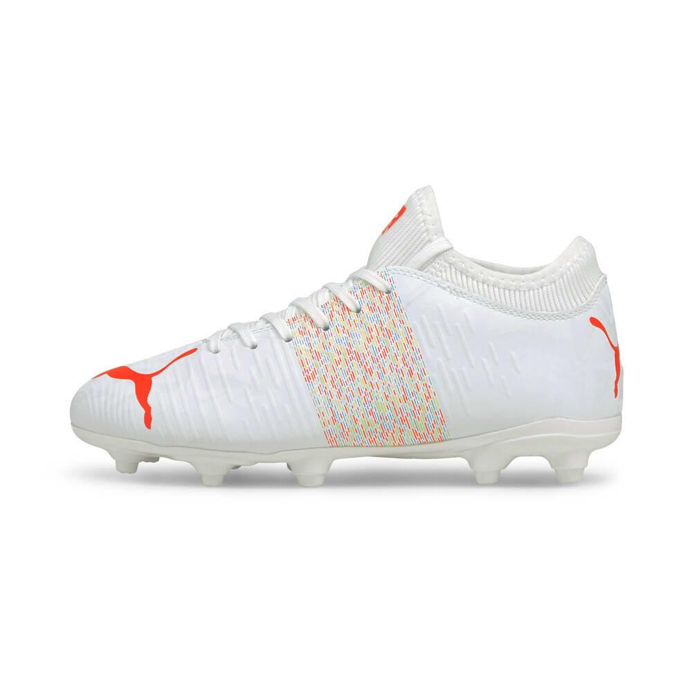 Изображение Puma Детские бутсы FUTURE Z 4.1 FG/AG Youth Football Boots #1