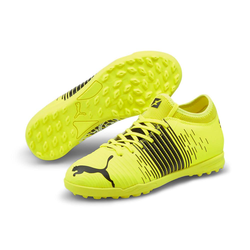 Изображение Puma Детские бутсы FUTURE Z 4.1 TT Youth Football Boots #2