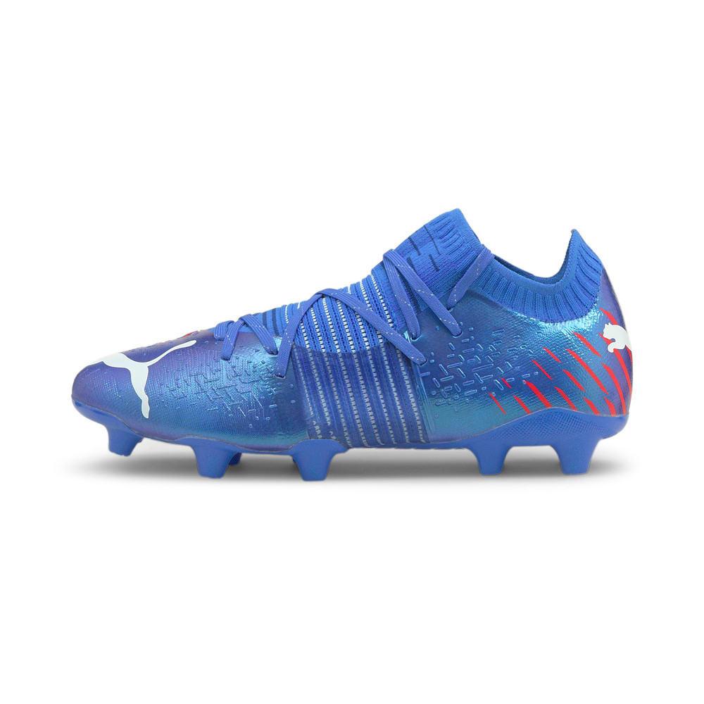 Зображення Puma Бутси Future Z 1.2 FG/AG Men's Football Boots #1: Bluemazing-Sunblaze-Surf The Web