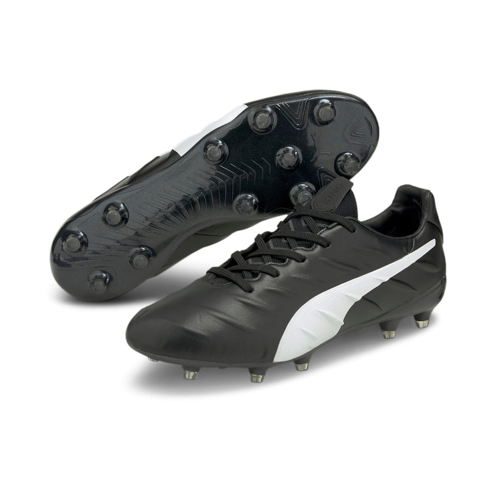 Зображення Puma Бутси KING Platinum 21 FG/AG Men's Football Boots #2: Puma Black-Puma White