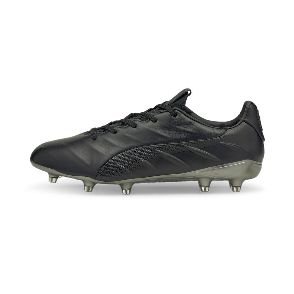 Зображення Puma Бутси KING Platinum 21 FG/AG Men's Football Boots #1: Puma Black-Puma Black