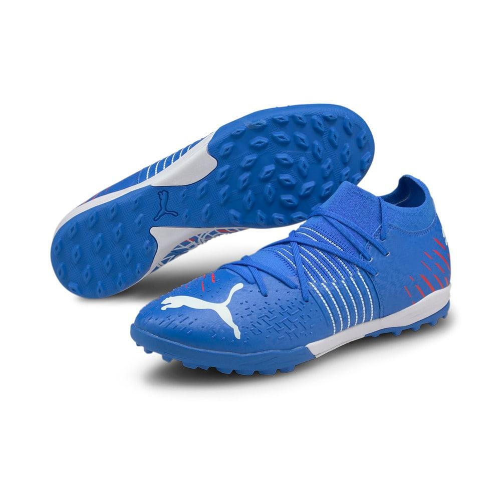 Зображення Puma Бутси Future Z 3.2 TT Men's Football Boots #2: Bluemazing-Sunblaze-Surf The Web