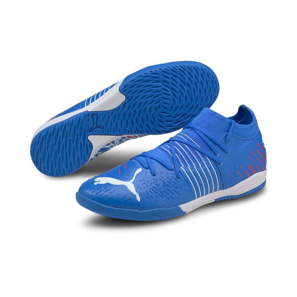 Изображение Puma Бутсы Future Z 3.2 IT Men's Football Boots #2: Bluemazing-Sunblaze-Surf The Web