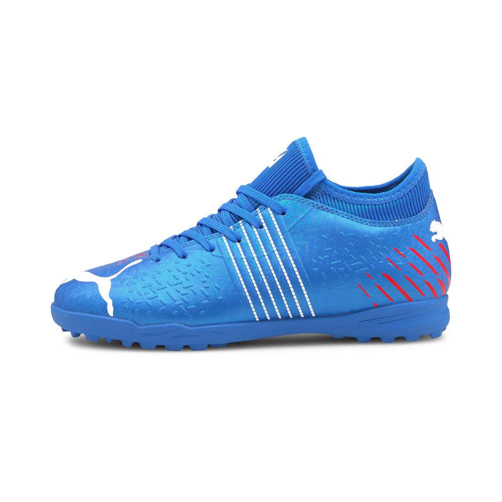 Зображення Puma Дитячі бутси Future Z 4.2 TT Youth Football Boots #1: Bluemazing-Sunblaze-Surf The Web