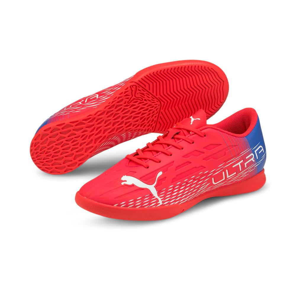Изображение Puma Бутсы ULTRA 4.3 IT Men's Football Boots #2: Sunblaze-Puma White-Bluemazing
