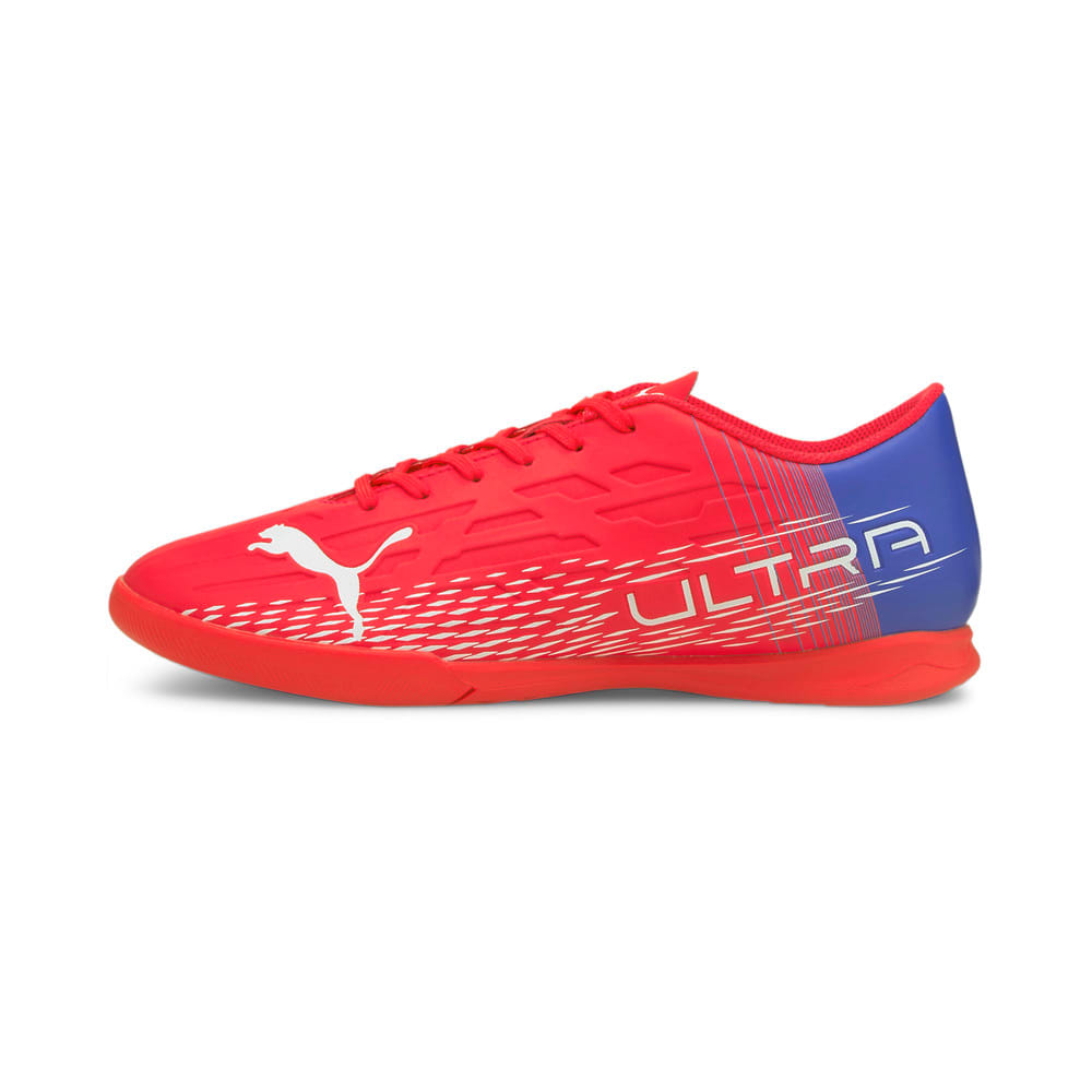 Изображение Puma Бутсы ULTRA 4.3 IT Men's Football Boots #1: Sunblaze-Puma White-Bluemazing