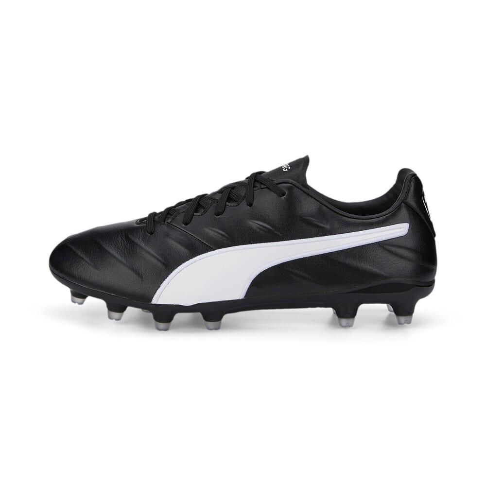 Изображение Puma Бутсы King Pro 21 FG Football Boots #1: Puma Black-Puma White