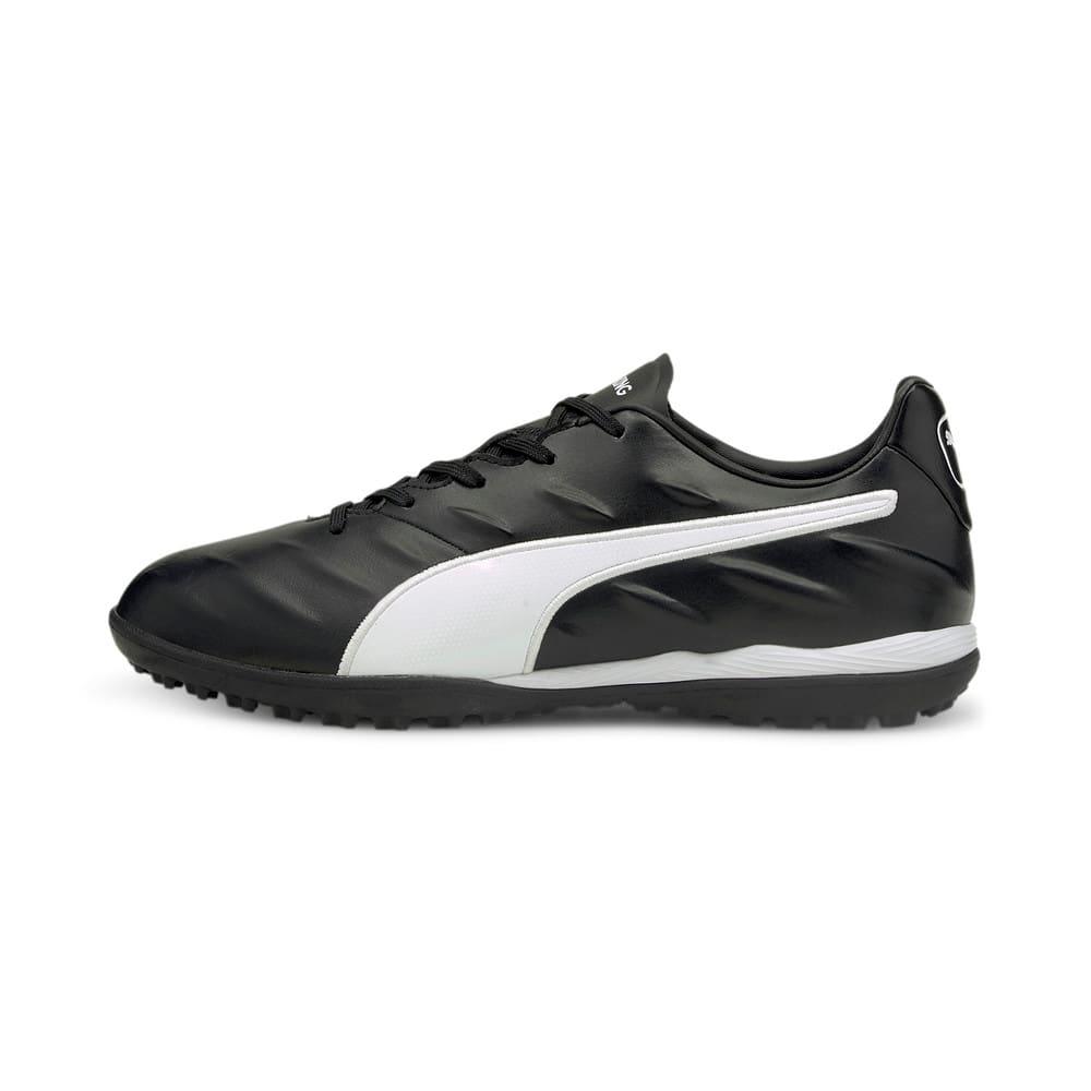 Изображение Puma Бутсы King Pro 21 TT Football Boots #1: Puma Black-Puma White