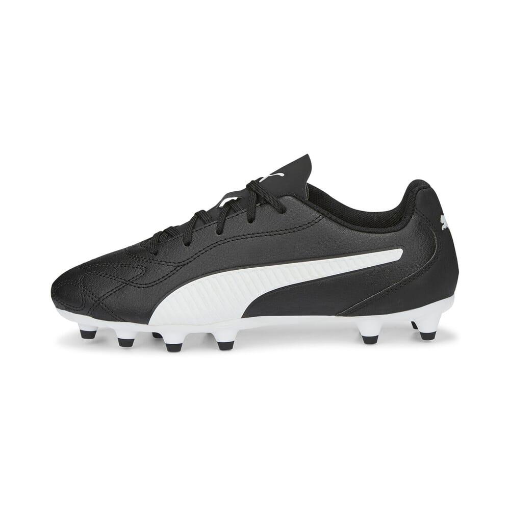 Изображение Puma Детские бутсы Monarch II FG/AG Youth Football Boots #2