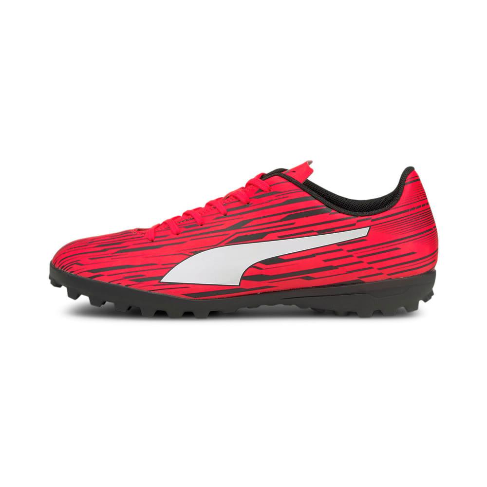 Изображение Puma Бутсы Rapido III TT Men's Football Boots #1: Sunblaze-Puma White-Puma Black