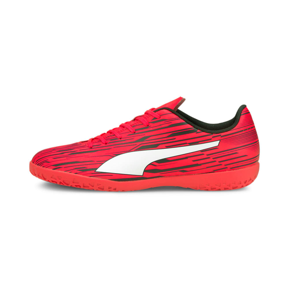 Зображення Puma Бутси Rapido III IT Men's Football Boots #1: Sunblaze-Puma White-Puma Black