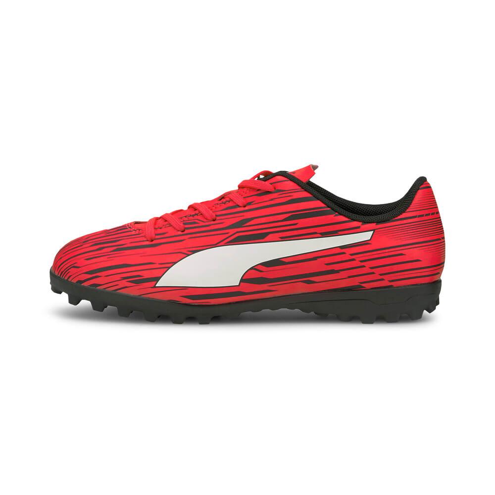 Изображение Puma Детские бутсы Rapido III TT Youth Football Boots #1