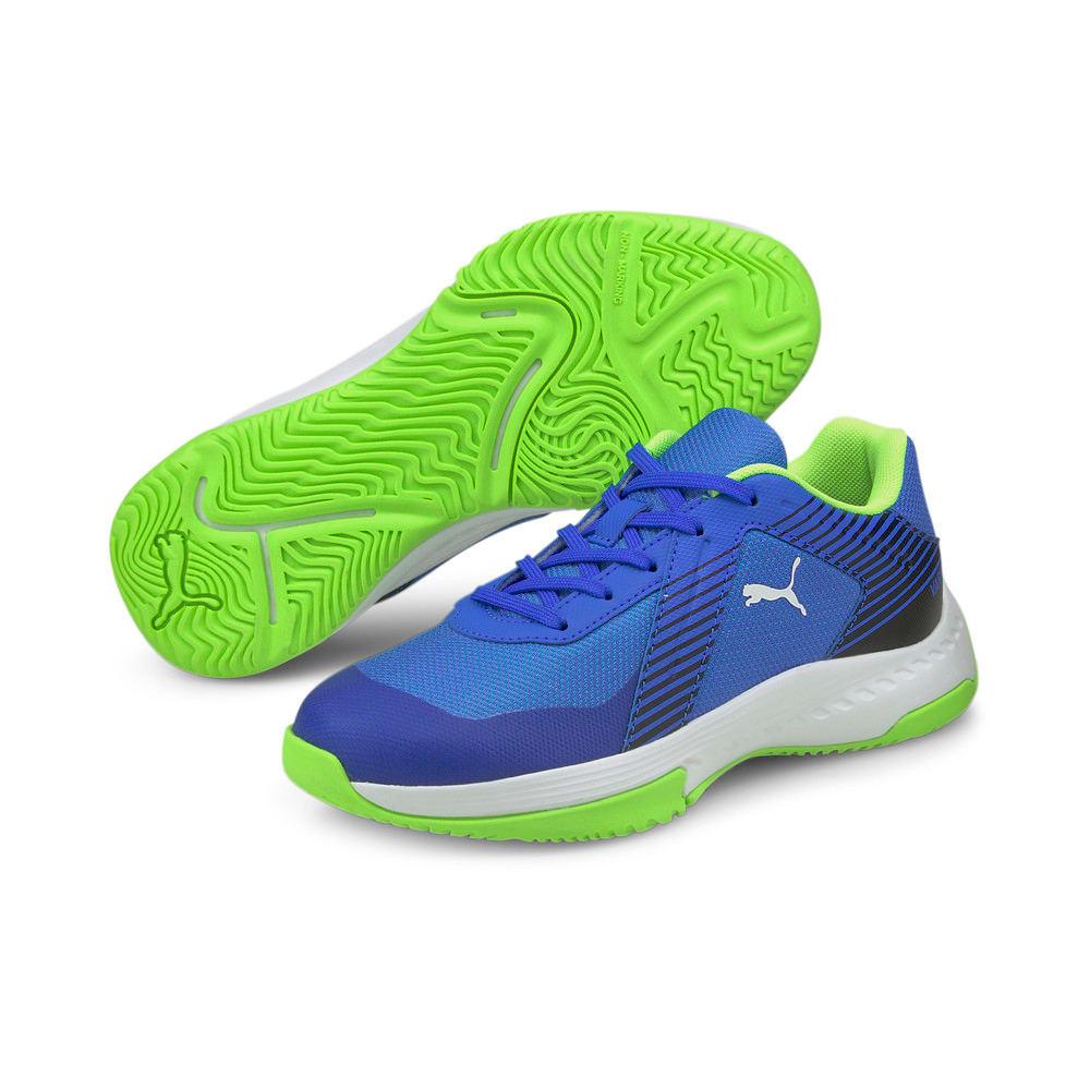 Изображение Puma Детские кроссовки Varion Youth Indoor Sports Shoes #2