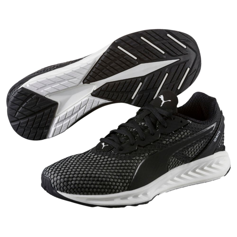 Görüntü Puma IGNITE 3 Erkek Koşu Ayakkabısı #2