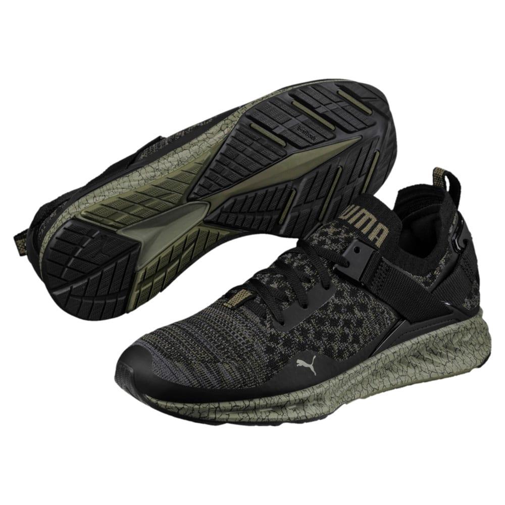 Görüntü Puma IGNITE evoKNIT Lo Hypernature Erkek Sneaker #2
