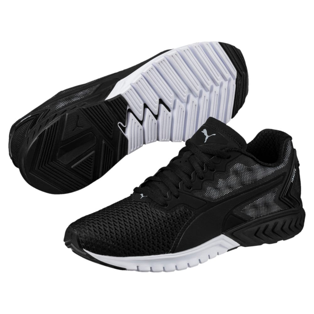 Görüntü Puma IGNITE Dual Mesh Erkek Koşu Ayakkabısı #2