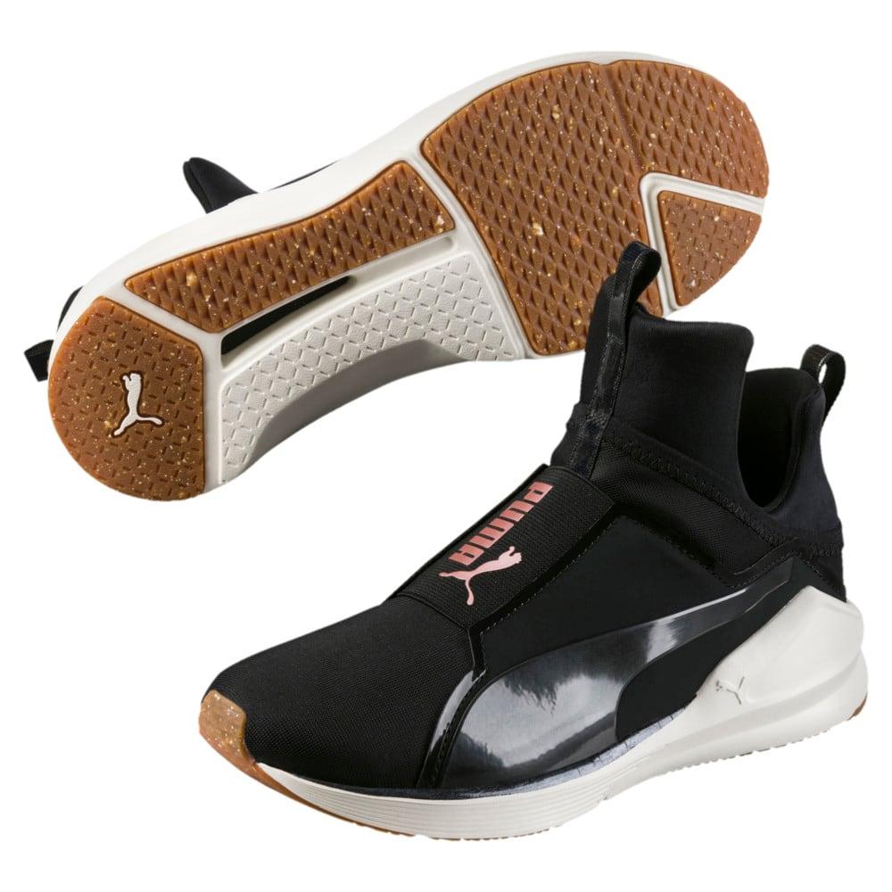 Görüntü Puma FIERCE Velvet Rope Kadın Antrenman Ayakkabısı #2