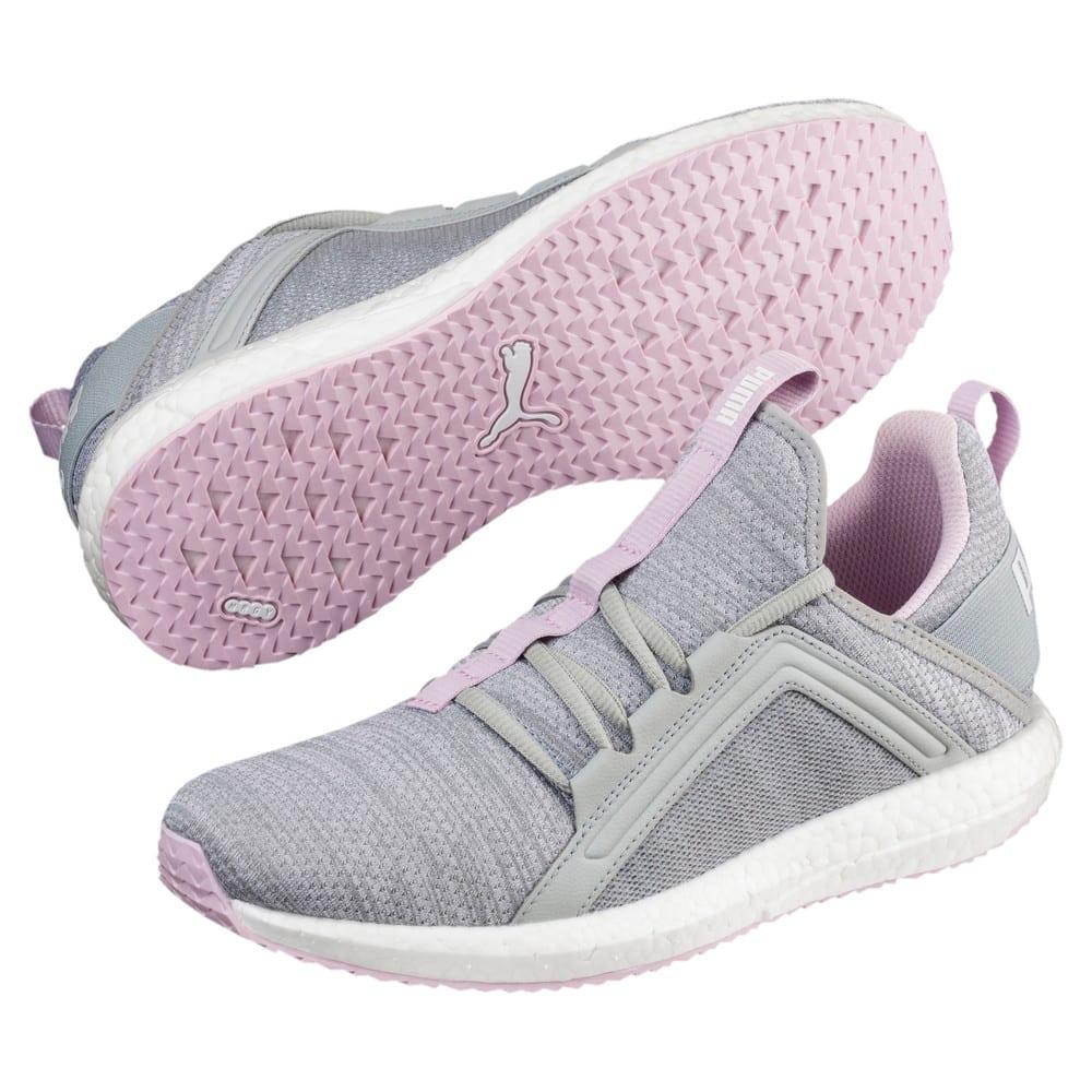 Imagen PUMA Zapatillas para correr Mega Energy Heather Knit para mujer #2