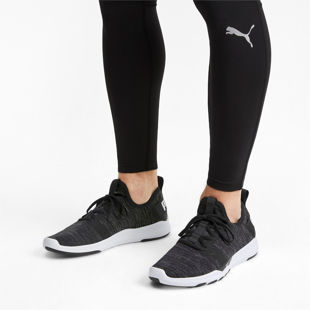 Image Puma IGNITE Contender Knit Men's Running Shoes #2