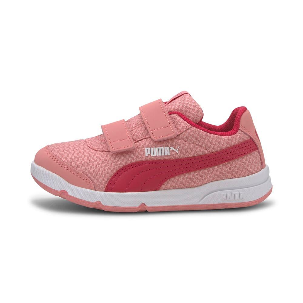 Görüntü Puma Stepfleex 2 Mesh Bantlı Çocuk Ayakkabı #1