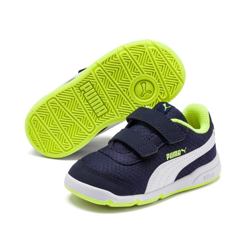 Görüntü Puma Stepfleex 2 Mesh Bantlı Bebek Ayakkabı #2