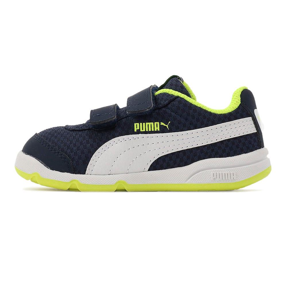 Görüntü Puma Stepfleex 2 Mesh Bantlı Bebek Ayakkabı #1