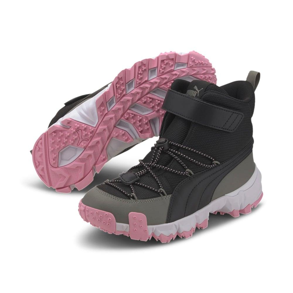 Изображение Puma Детские ботинки Puma Maka V Jr #2