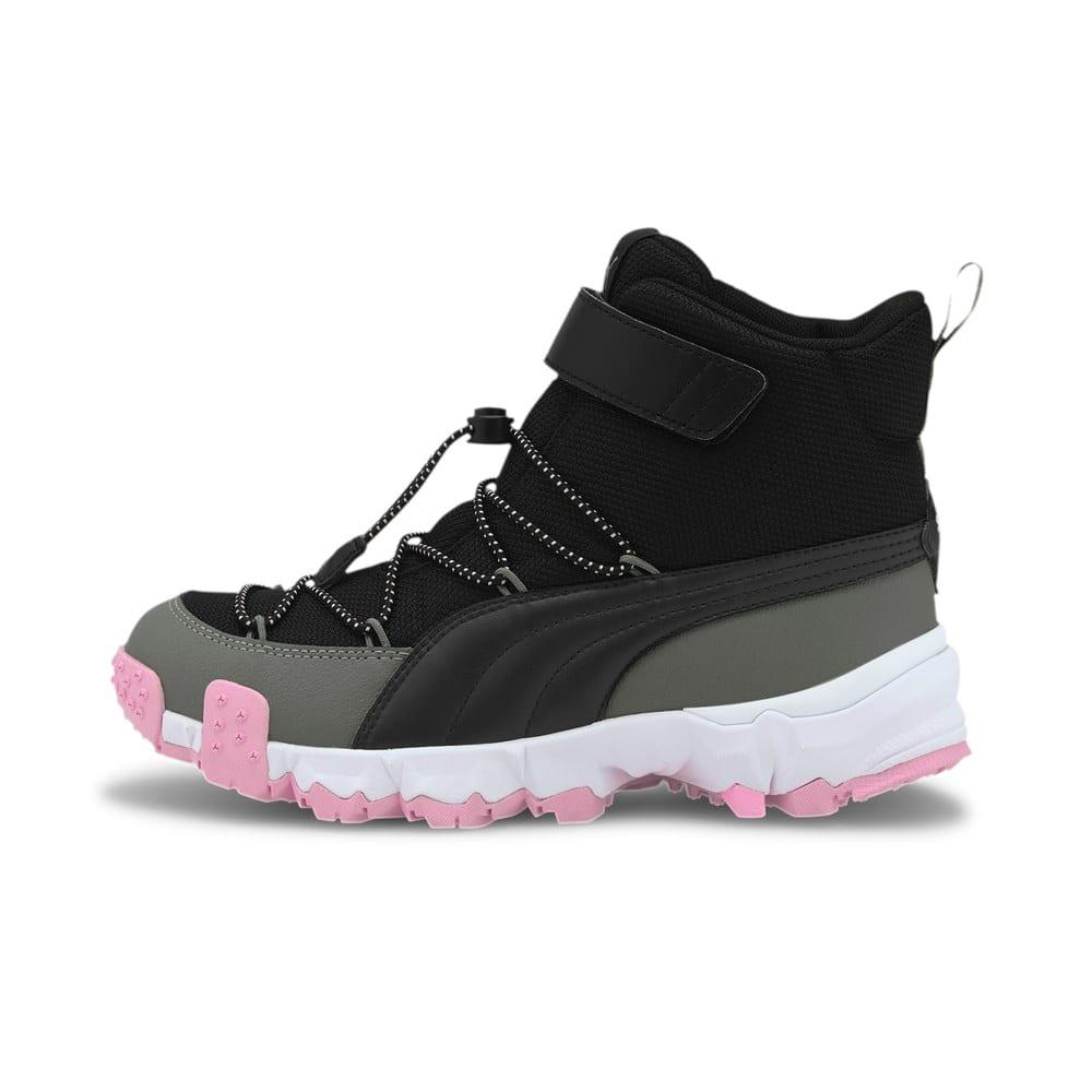 Изображение Puma Детские ботинки Puma Maka V Jr #1