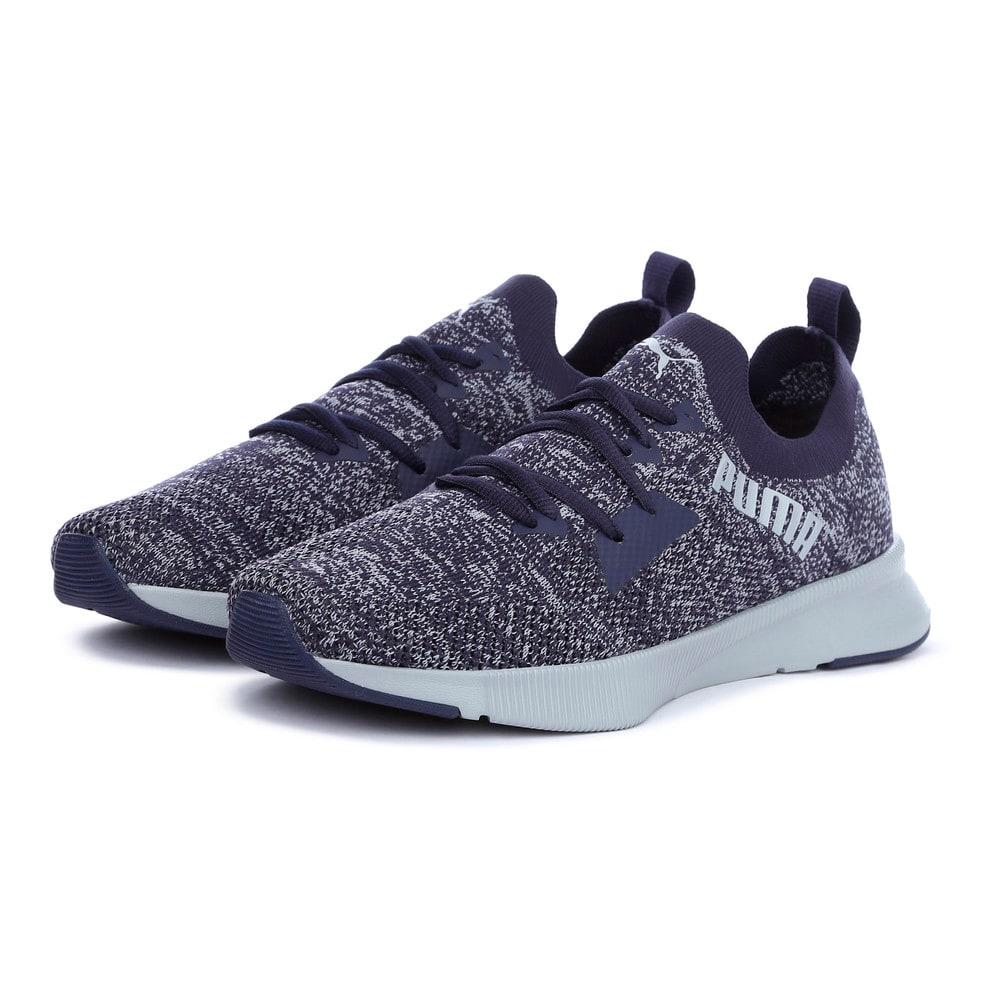 Image Puma Flyer Runner Engineered Knit Men's Running Shoes #2
