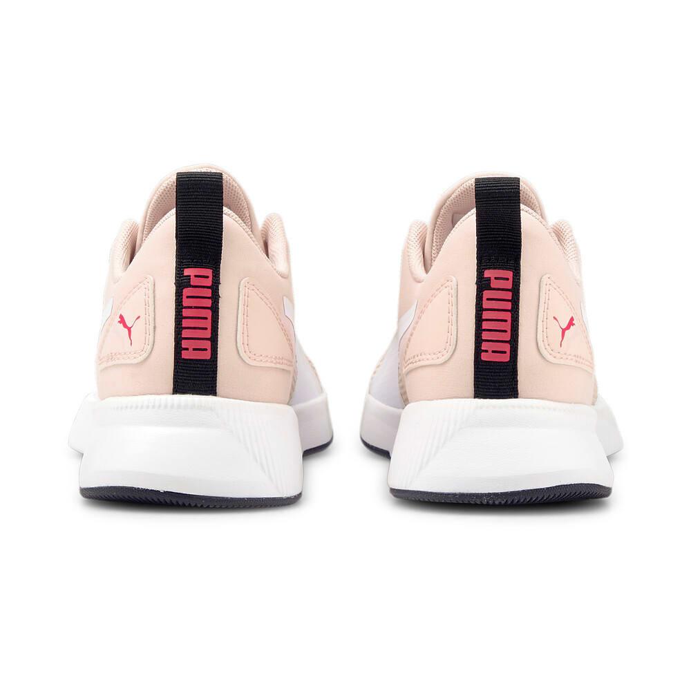 Зображення Puma Дитячі кросівки Flyer Runner Jr #2: Puma White-Lotus-Paradise Pink