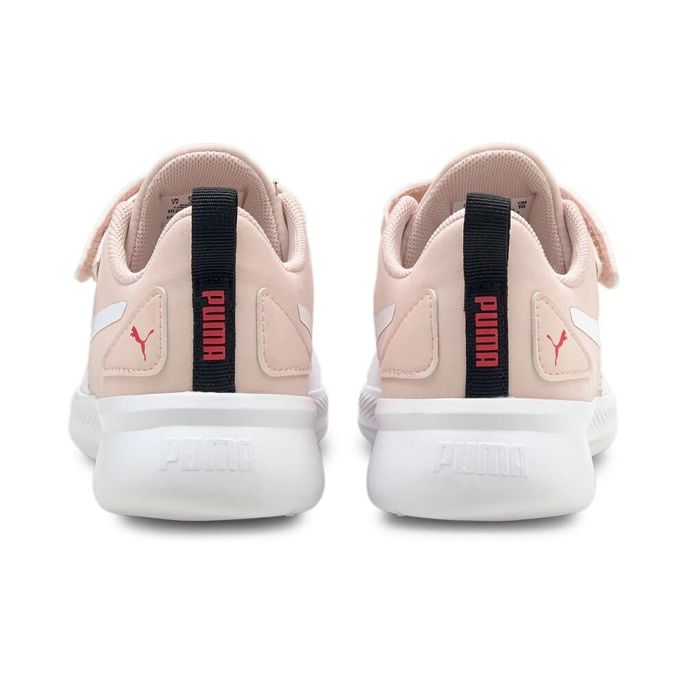 Зображення Puma Дитячі кросівки Flyer Runner V PS #2: Puma White-Lotus-Paradise Pink