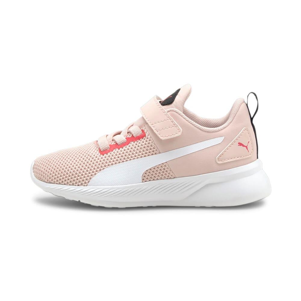 Зображення Puma Дитячі кросівки Flyer Runner V PS #1: Puma White-Lotus-Paradise Pink