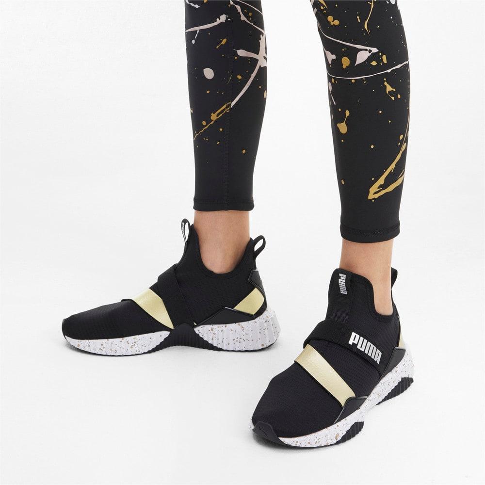 Imagen PUMA Zapatillas Defy Mid Metal para mujer #2