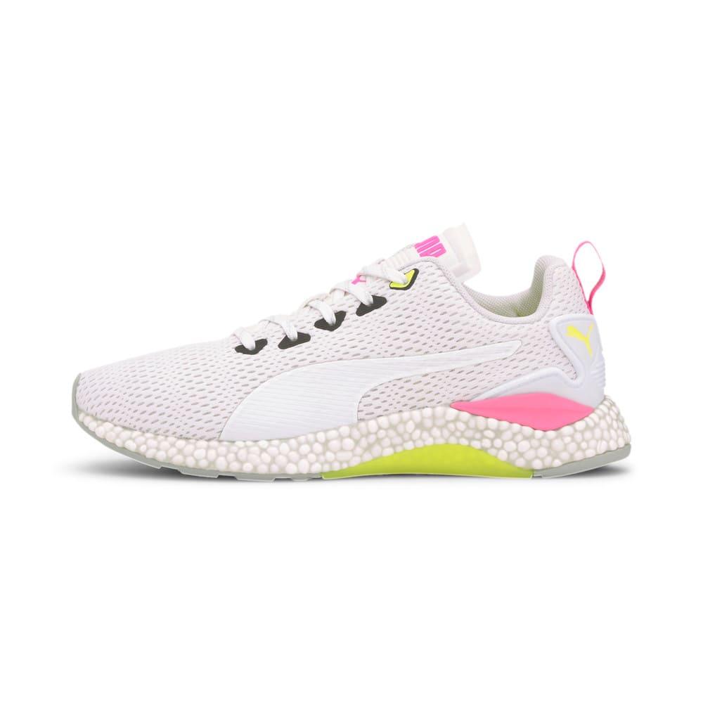 Зображення Puma Бігові кросівки Hybrid Runner v2 Running Shoes #1: White-Yellow-High Rise-Pink