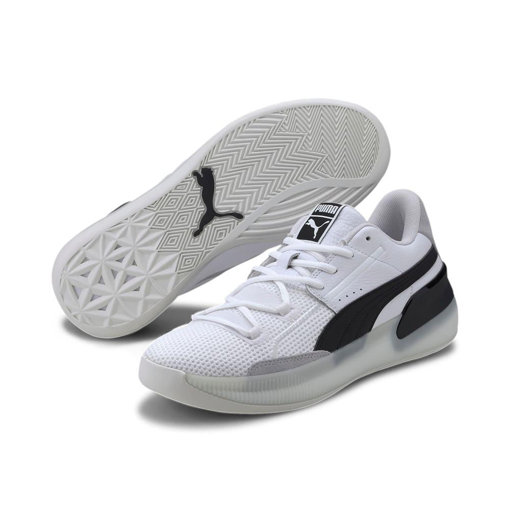Görüntü Puma Clyde Hardwood Basketbol Ayakkabısı #2