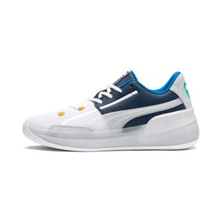 Зображення Puma Баскетбольні кросівки Clyde Hardwood Retro Basketball Shoes