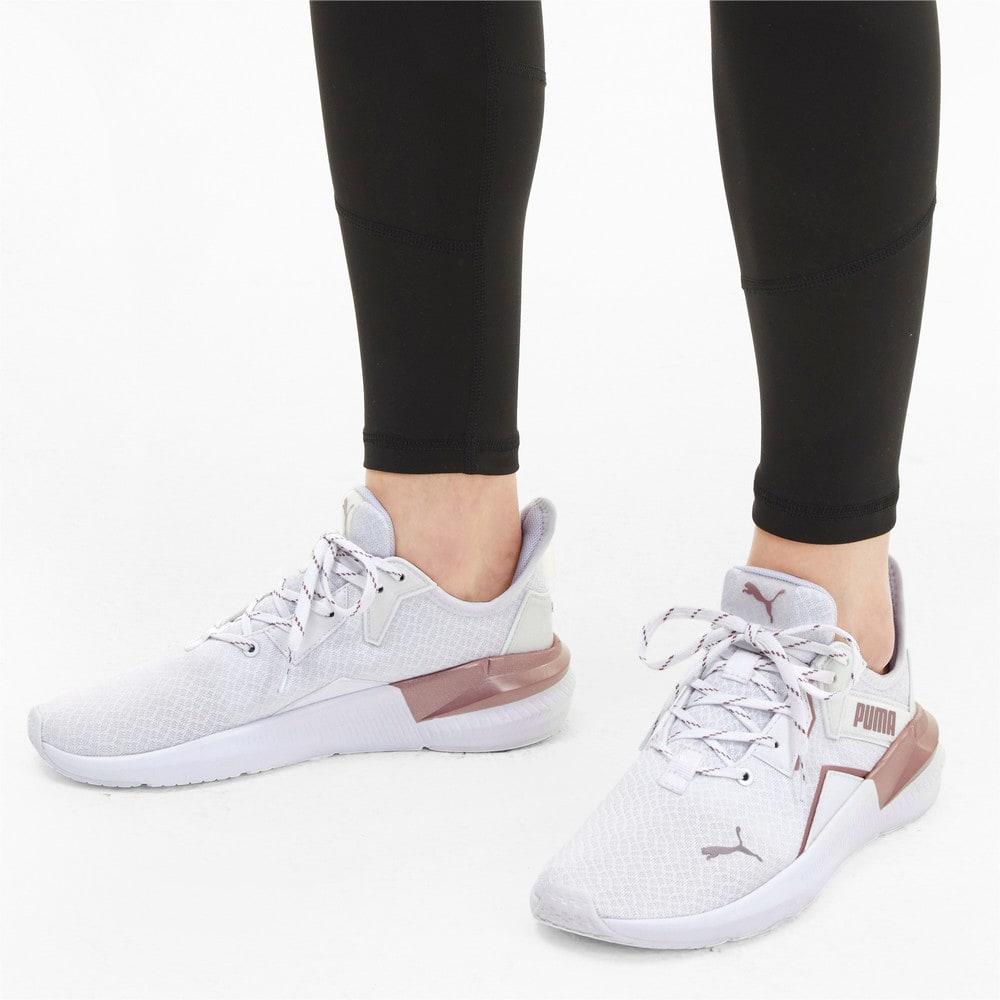 Görüntü Puma PLATINUM METALLIC Kadın Antrenman Ayakkabısı #2