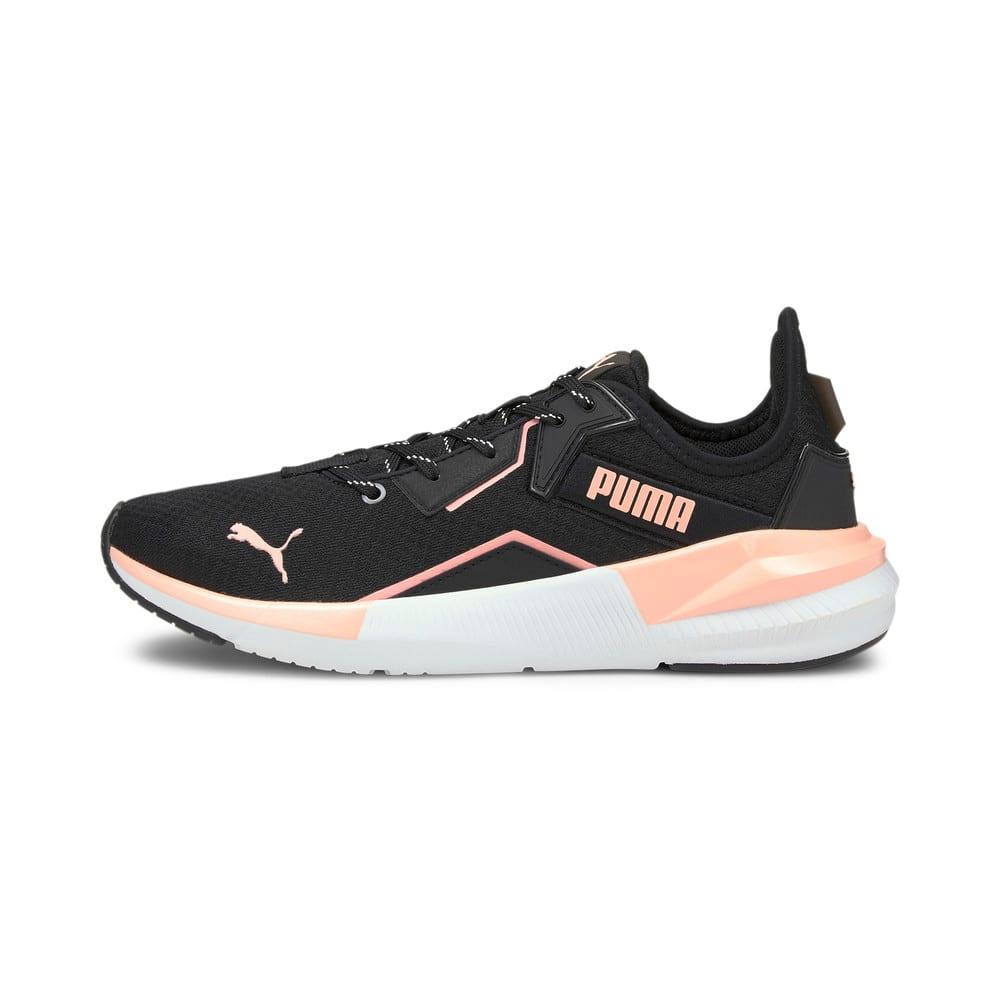 Görüntü Puma PLATINUM METALLIC Kadın Antrenman Ayakkabısı #1