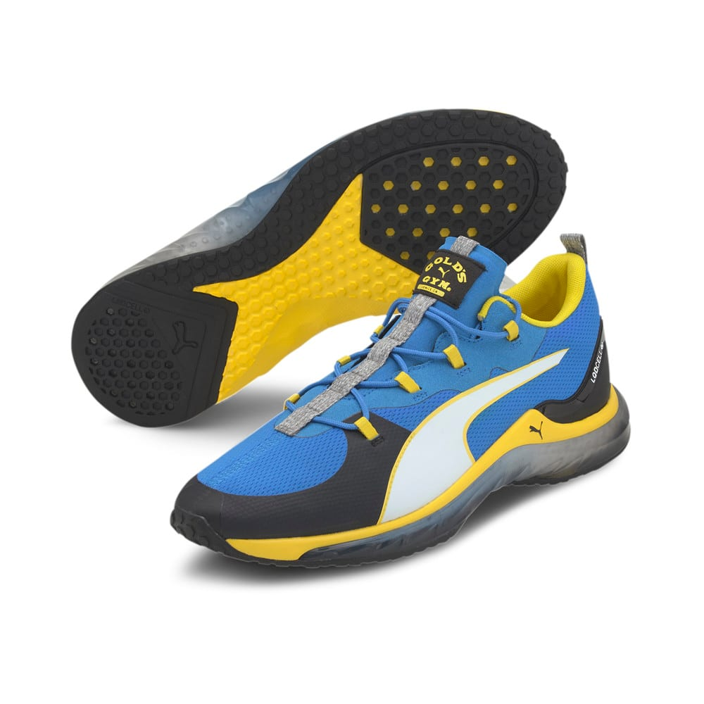 Зображення Puma Кросівки PUMA x GOLD'S GYM LQDCELL Hydra Men's Training Shoes #2