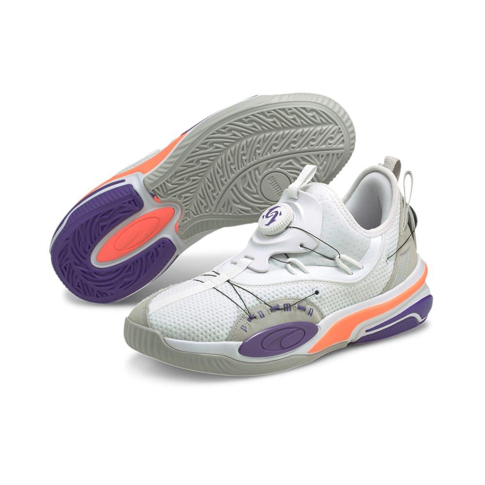 Зображення Puma Баскетбольні кросівки Double Disc Basketball Shoes #2