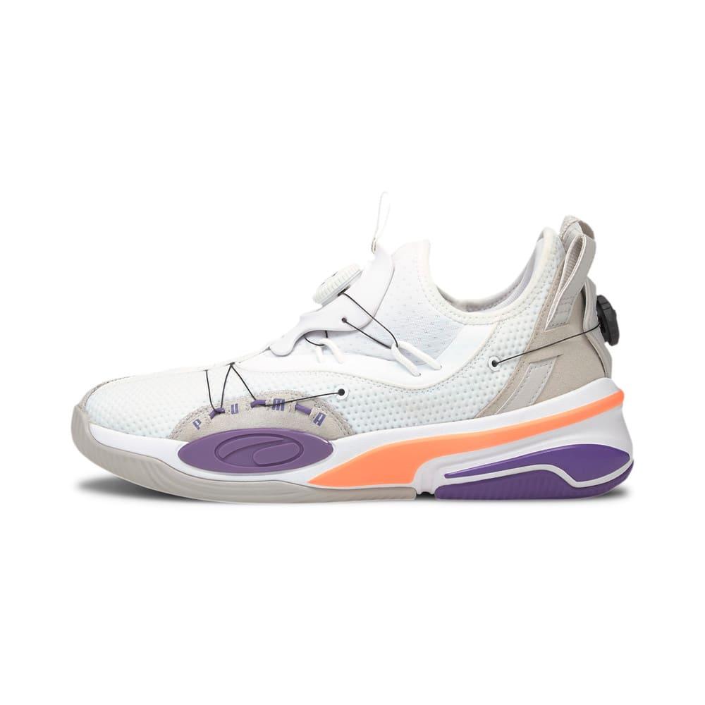 Зображення Puma Баскетбольні кросівки Double Disc Basketball Shoes #1
