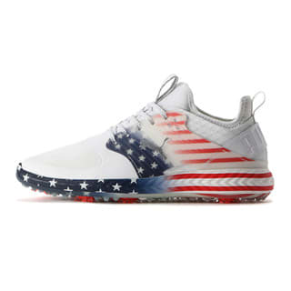 Image Puma PWRADAPT Caged Stars & Stripes Men's Golf Shoes
